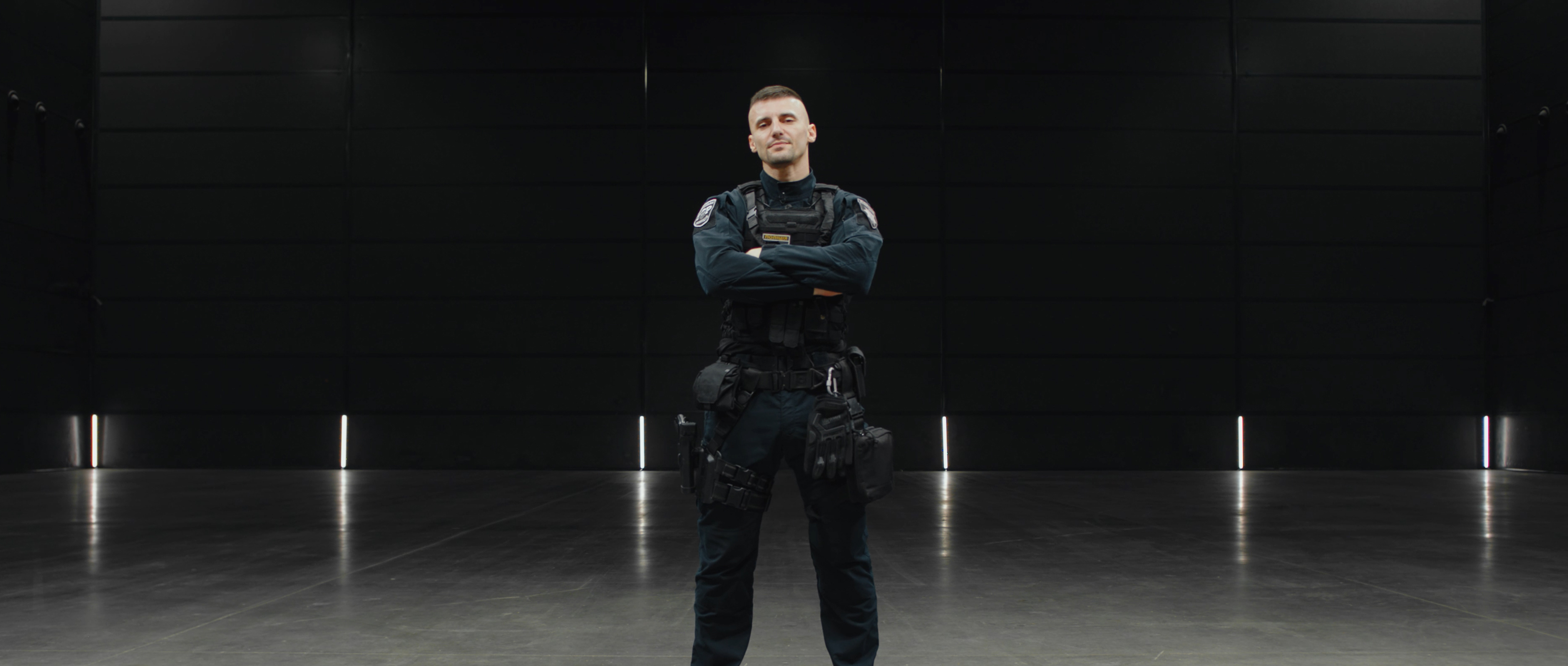 Online course for the Patrol Police of Ukraine